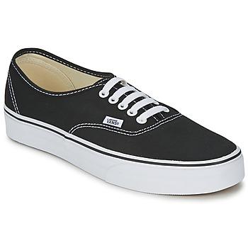 Încăltăminte Pantofi sport Casual Vans AUTHENTIC Negru