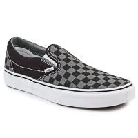Pantofi Pantofi Slip on Vans CLASSIC SLIP-ON Negru / Gri