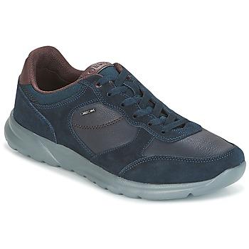 Pantofi Bărbați Pantofi sport Casual Geox U DAMIAN Albastru