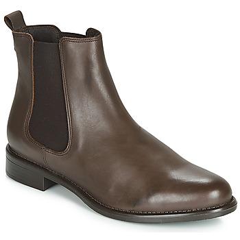 Pantofi Femei Ghete Betty London  Maro