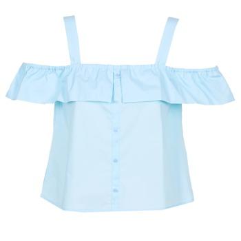 Îmbracaminte Femei Topuri și Bluze Moony Mood IFARANDOL Albastru