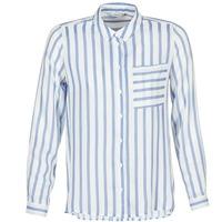 Îmbracaminte Femei Cămăși și Bluze Only CANDY Alb / Albastru