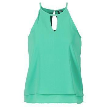 Îmbracaminte Femei Topuri și Bluze Only MARIANA Verde