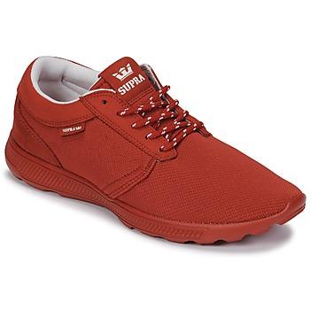 Încăltăminte Pantofi sport Casual Supra HAMMER RUN Roșu