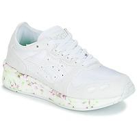 Pantofi Copii Pantofi sport Casual Asics HYPER GEL-LYTE GS Alb / Roz / Verde