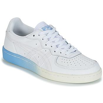Încăltăminte Femei Pantofi sport Casual Onitsuka Tiger GSM LEATHER Alb / Albastru