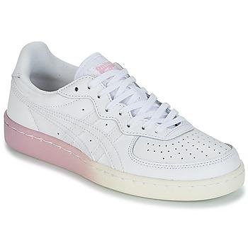 Pantofi Femei Pantofi sport Casual Onitsuka Tiger GSM LEATHER Alb / Roz