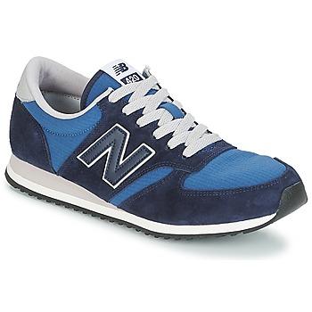 Încăltăminte Pantofi sport Casual New Balance U420 Albastru