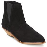 Pantofi Femei Ghete Shellys London CHAN Negru