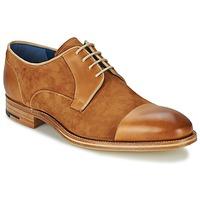 Pantofi Bărbați Pantofi Derby Barker BUTLER Maro