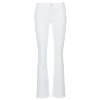 Îmbracaminte Femei Jeans bootcut Yurban IALOLAO Alb