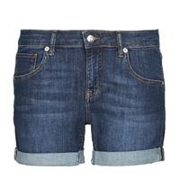 Îmbracaminte Femei Pantaloni scurti și Bermuda Yurban INYUTE Albastru / Culoare închisă