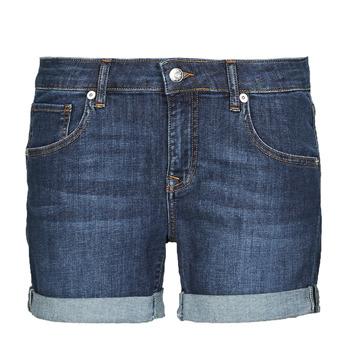 Îmbracaminte Femei Pantaloni scurti și Bermuda Moony Mood INYUTE Albastru / Culoare închisă