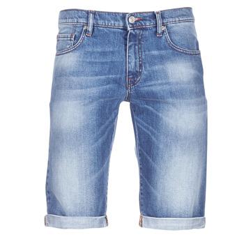 Îmbracaminte Bărbați Pantaloni scurti și Bermuda Casual Attitude IXOLAK Albastru / LuminoasĂ
