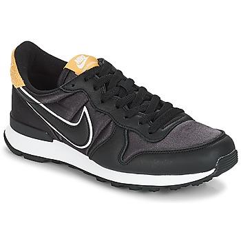 Pantofi Femei Pantofi sport Casual Nike INTERNATIONALIST HEAT Negru / Auriu