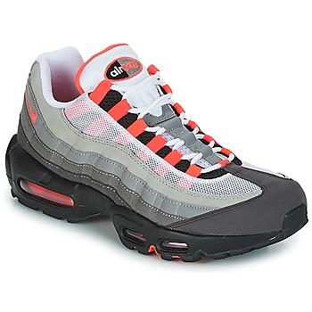Încăltăminte Bărbați Pantofi sport Casual Nike AIR MAX 95 OG Alb / Roșu