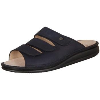 Pantofi Femei Papuci de vară Finn Comfort Korfu Marine Buggy Negre