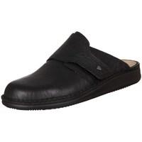 Pantofi Bărbați Saboti Finn Comfort Amalfi Carat Rangun Negre