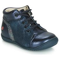 Încăltăminte Fete Pantofi sport stil gheata GBB ROSEMARIE Vtc / Bleumarin / Dpf / Kezia
