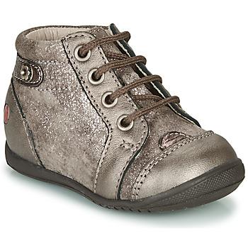 Pantofi Fete Pantofi sport stil gheata GBB NICOLE Vtc / Taupe / Dpf / Kezia