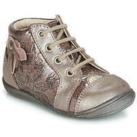 Încăltăminte Fete Pantofi sport stil gheata GBB NICOLE Vtv / Bois / De /  roz+imprimeuri / Dpf / Kezia