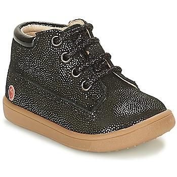 Pantofi Fete Pantofi sport stil gheata GBB NINON Negru / Paiete