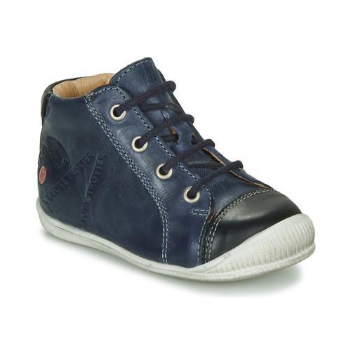 Pantofi Băieți Ghete GBB NOE Bleumarin