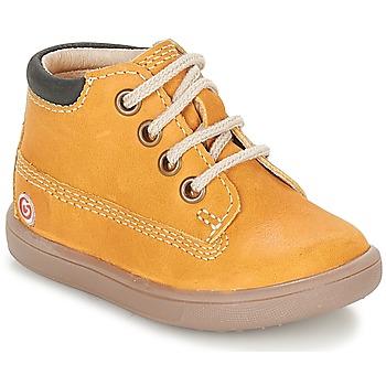 Pantofi Băieți Pantofi sport stil gheata GBB NORMAN MuȘtar