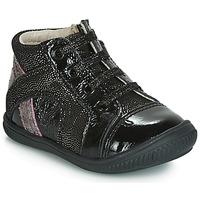 Încăltăminte Fete Pantofi sport Casual GBB ROSETTA Vtv /  negru-disco / Dpf / Franca
