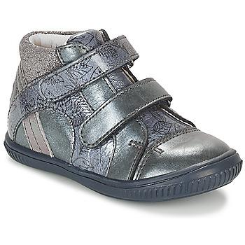 Pantofi Fete Pantofi sport stil gheata GBB ROXANE Albastru / Gri