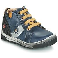 Pantofi Băieți Pantofi sport stil gheata GBB RENOLD Bleumarin