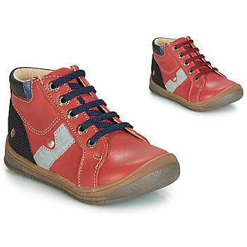 Încăltăminte Băieți Pantofi sport stil gheata GBB RENOLD Cărămiziu / Dpf / Belka
