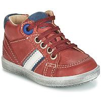 Încăltăminte Băieți Pantofi sport stil gheata GBB ANGELITO Vte / Cărămiziu / Dpf / 2367
