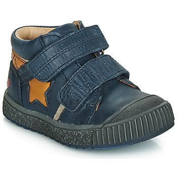 Încăltăminte Băieți Pantofi sport Casual GBB RADIS Vte / Bleumarin-ocru / Dpf / Linux