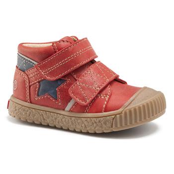 Încăltăminte Băieți Pantofi sport stil gheata GBB RADIS Vte / CĂrĂmiziu-bleumarin / Dpf / Linux