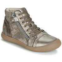 Încăltăminte Fete Pantofi sport stil gheata GBB RACHIDA Vtc / Taupe / Dpf / Franca