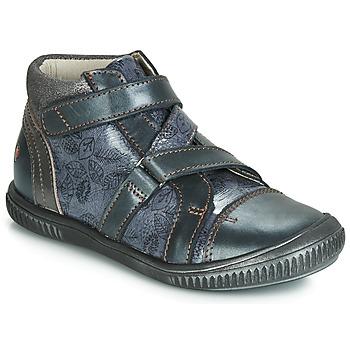 Pantofi Fete Pantofi sport stil gheata GBB RADEGONDE Albastru