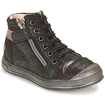 Pantofi Fete Pantofi sport stil gheata GBB DESTINY Negru / Paiete