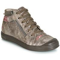 Încăltăminte Fete Pantofi sport stil gheata GBB DESTINY Crt / Taupe / Roz / Dpf / Edit