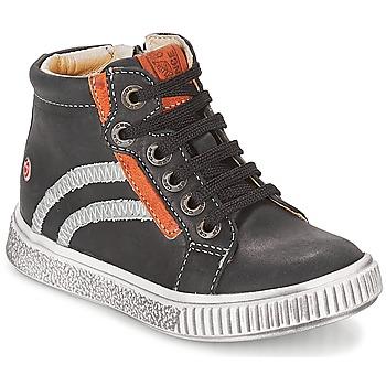 Încăltăminte Băieți Pantofi sport stil gheata GBB NESTOR Negru