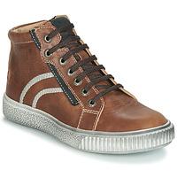 Încăltăminte Băieți Pantofi sport stil gheata GBB NESTOR Vte / Maro / Dpf / Letty