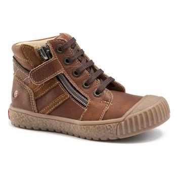 Încăltăminte Băieți Pantofi sport stil gheata GBB RAMBOUTAN Vte / Maro / Dpf / Linux