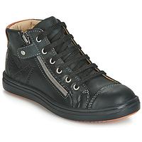 Pantofi Băieți Pantofi sport stil gheata GBB NICO Negru