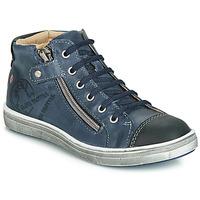 Încăltăminte Băieți Pantofi sport stil gheata GBB NICO Vte / Bleumarin / Dpf / 2835