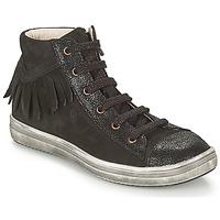 Pantofi Fete Pantofi sport stil gheata GBB FRANCESCA Negru