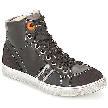 Încăltăminte Băieți Pantofi sport stil gheata GBB ANGELO Negru