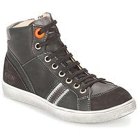 Pantofi Băieți Pantofi sport stil gheata GBB ANGELO Negru