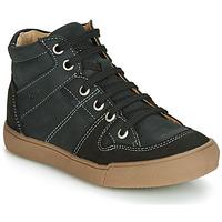 Pantofi Băieți Pantofi sport stil gheata GBB NEMOON Negru