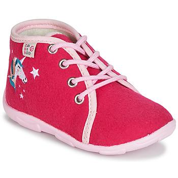Pantofi Fete Papuci de casă GBB FEE ARC EN CIEL Roz