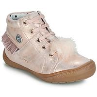 Încăltăminte Fete Pantofi sport stil gheata Catimini ROSALIE Vte / Roz / Powder / Dpf / 2822